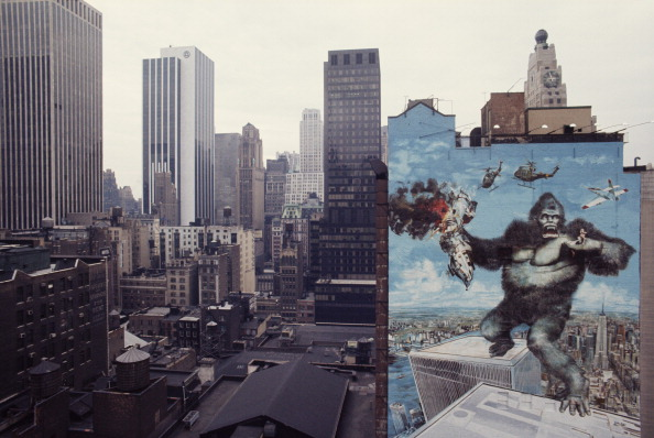 skyscraper「King Kong Mural」:写真・画像(16)[壁紙.com]