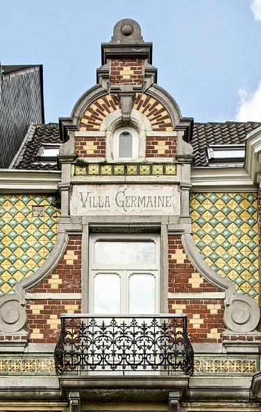 Wrought Iron「Villa Germaine」:写真・画像(10)[壁紙.com]