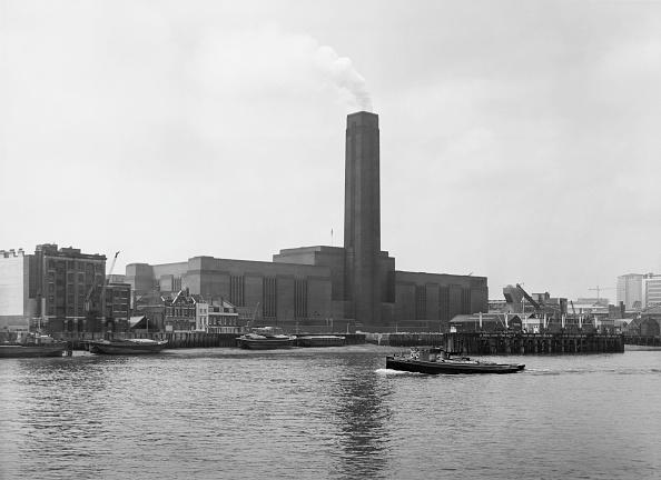 Architecture「Bankside Power Station」:写真・画像(1)[壁紙.com]