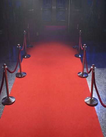 Film Premiere「Empty red carpet」:スマホ壁紙(0)