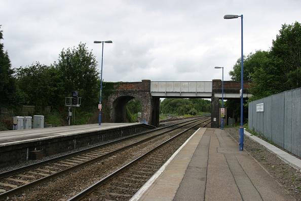 Finance and Economy「General platform view of Hatton station」:写真・画像(3)[壁紙.com]