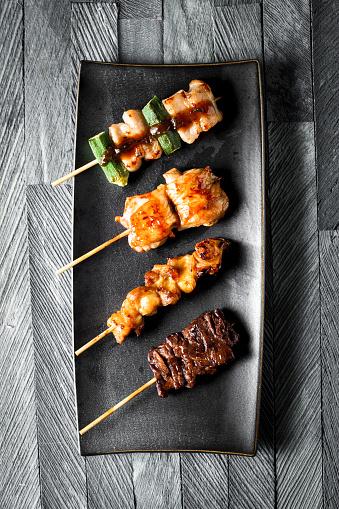 Preparing Food「Japanese skewer」:スマホ壁紙(9)