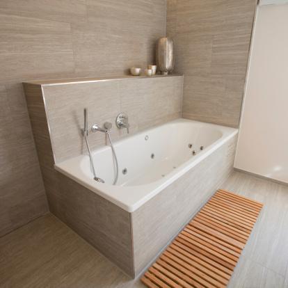 Health Spa「Modern master bathroom」:スマホ壁紙(15)