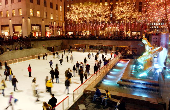 Christmas「Christmas in New York City」:写真・画像(18)[壁紙.com]