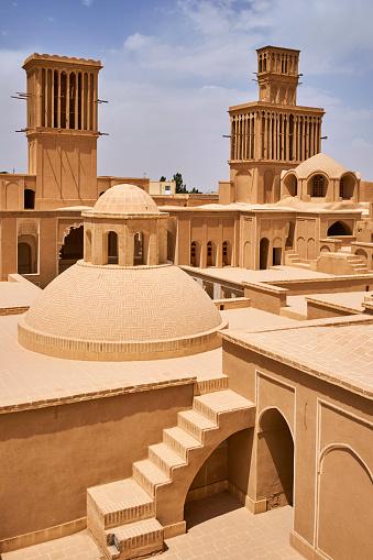 Yazd「Iran, Abarkuh, Aghazadeh palace」:スマホ壁紙(10)