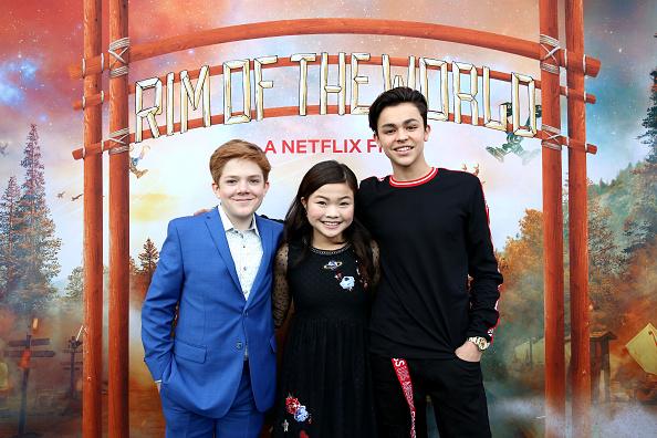 "Rachel Murray「Netflix's ""Rim Of The World"" LA Special Screening」:写真・画像(11)[壁紙.com]"