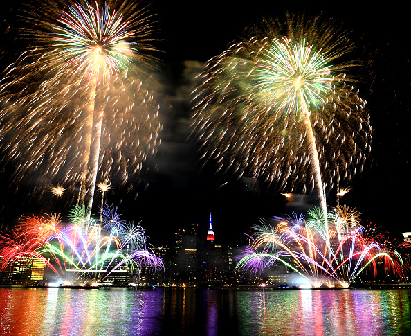 Month「Annual Macy's 4th Of July Fireworks In NYC Spread Out Over Six Nights」:写真・画像(3)[壁紙.com]