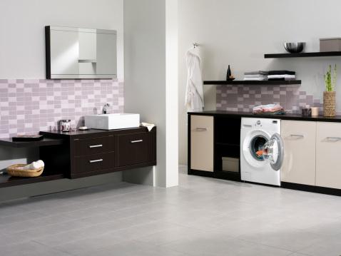 Washing「Bathroom」:スマホ壁紙(0)