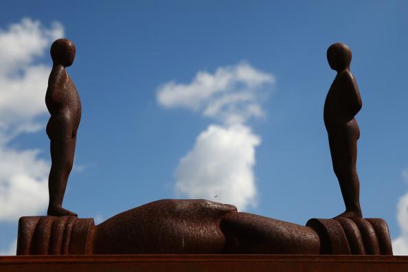 Hiding「Historic Rookwood Cemetery Holds Annual Sculpture Exhibition」:写真・画像(7)[壁紙.com]