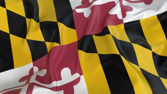Patriotism「Maryland State Flag」:スマホ壁紙(10)