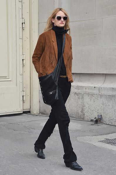 Jacopo Raule「Chanel : Outside Arrivals - Paris Fashion Week Womenswear Fall/Winter 2015/2016」:写真・画像(2)[壁紙.com]