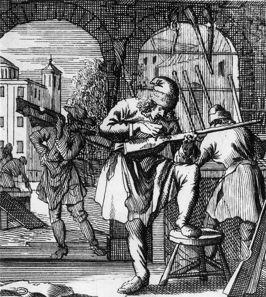 Stool「Dutch Gunsmith」:写真・画像(5)[壁紙.com]