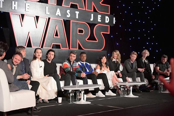 Kelly Marie Tran「Star Wars: The Last Jedi Los Angeles Press Conference」:写真・画像(17)[壁紙.com]