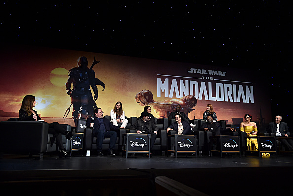 "The Mandalorian - TV Show「Premiere And Q & A For ""The Mandalorian""」:写真・画像(4)[壁紙.com]"