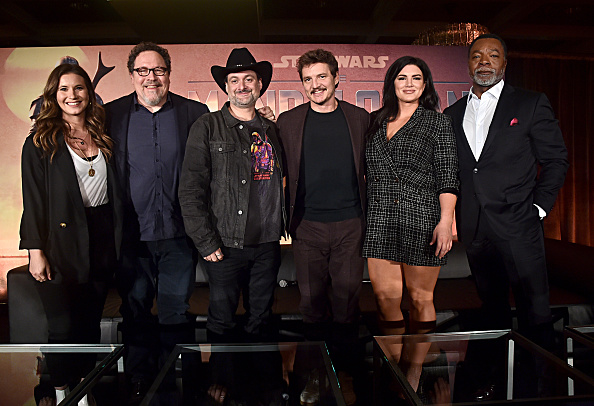 The Mandalorian - TV Show「Press Conference for the Disney+ Exclusive Series The Mandalorian」:写真・画像(2)[壁紙.com]