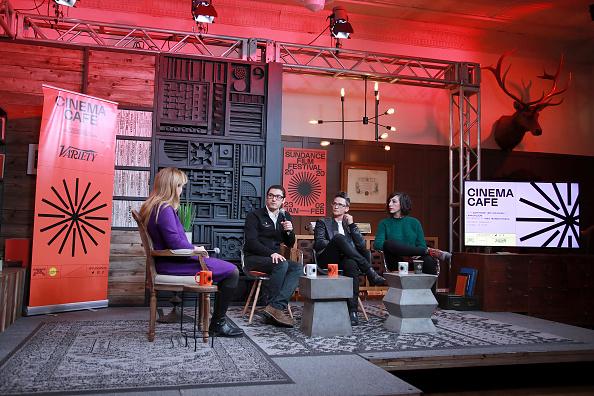 Rich Fury「2020 Sundance Film Festival -   Cinema Cafe With Sam Feder, Lana Wilson And Jeff Orlowski」:写真・画像(6)[壁紙.com]
