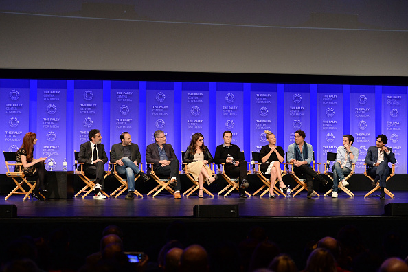 """Paley Center for Media - Los Angeles「The Paley Center For Media's 33rd Annual PaleyFest Los Angeles - """"The Big Bang Theory"""" - Inside」:写真・画像(13)[壁紙.com]"""
