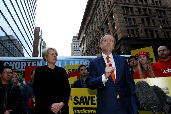Insurance「Bill Shorten Campaigns On Election Day Eve」:写真・画像(6)[壁紙.com]