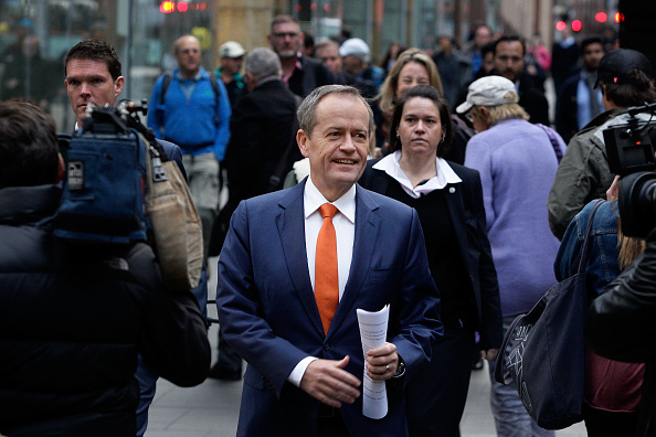 Insurance「Bill Shorten Campaigns On Election Day Eve」:写真・画像(9)[壁紙.com]