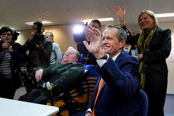 Insurance「Bill Shorten Campaigns On Election Day Eve」:写真・画像(10)[壁紙.com]