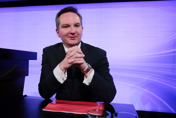 Corporate Business「Opposition Treasurer Delivers Budget Reply Address」:写真・画像(11)[壁紙.com]