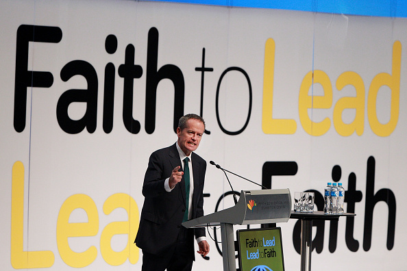 Finance and Economy「Bill Shorten Addresses National Catholic Education Commission Conference」:写真・画像(15)[壁紙.com]