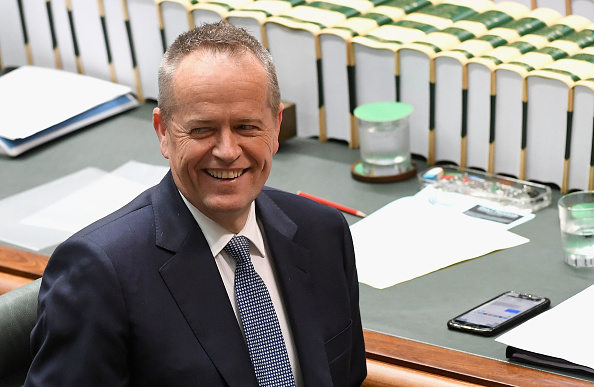 Bill Shorten「Coalition Enters Final Sitting Weeks Behind Labor Following Victorian State Election Loss」:写真・画像(17)[壁紙.com]