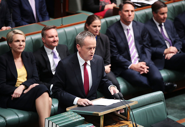 Finance and Economy「Opposition Leader Bill Shorten Delivers Budget Reply Speech」:写真・画像(12)[壁紙.com]