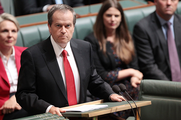 Corporate Business「Opposition Leader Bill Shorten Delivers Budget Reply Speech」:写真・画像(11)[壁紙.com]