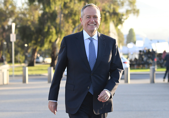 Bill Shorten「Canberra Reacts To The 2019 Federal Budget Release」:写真・画像(0)[壁紙.com]
