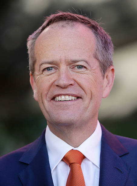 Opposition Leader Bill Shorten Campaigns In Sydney:ニュース(壁紙.com)