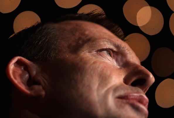 One Man Only「Tony Abbott Campaigns In Sydney」:写真・画像(18)[壁紙.com]