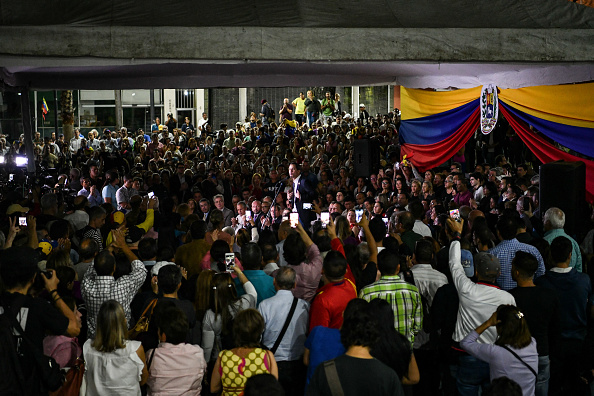 Topics「Juan Guaidó Returns To Venezuela After International Tour」:写真・画像(5)[壁紙.com]