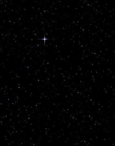 星空「Lucky star (写真」:スマホ壁紙(18)