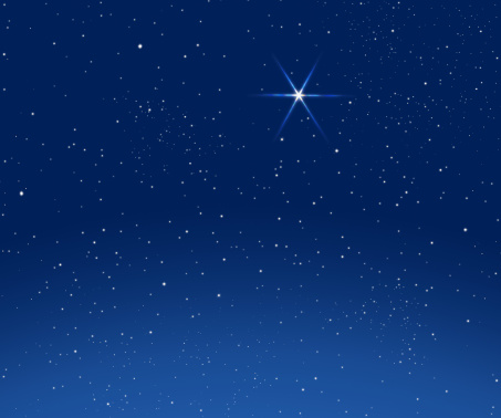 star sky「Lucky star」:スマホ壁紙(0)