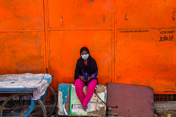 India「India Imposes Nationwide Lockdown As The Coronavirus Continue To Spread」:写真・画像(3)[壁紙.com]