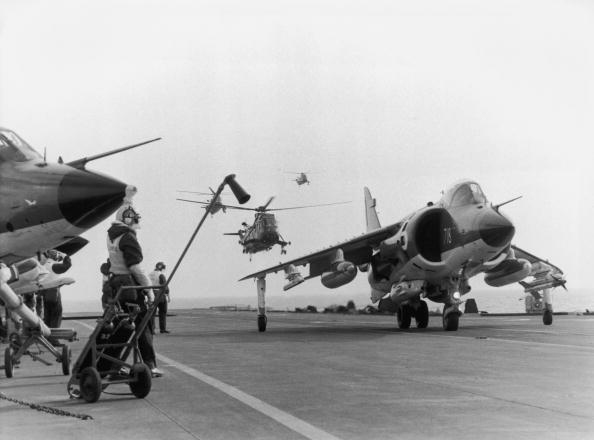 Falkland Islands「Harrier On Hermes」:写真・画像(10)[壁紙.com]