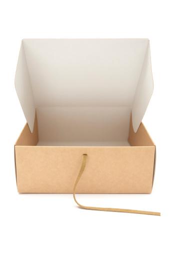 Wrapped「Opening a Cardboard Gift Box」:スマホ壁紙(7)