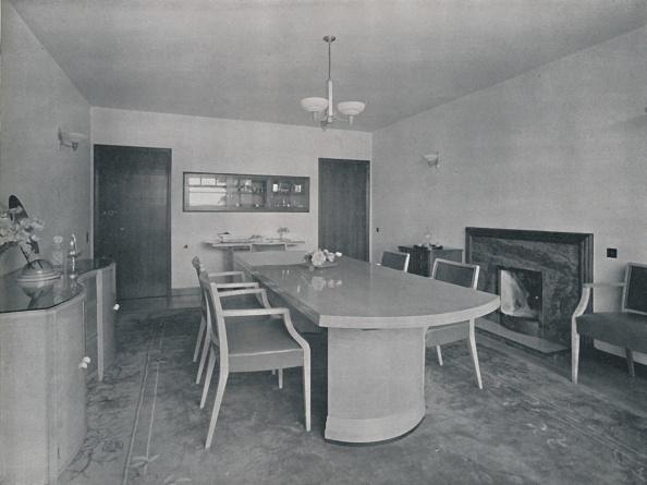 Dining Room「House At Burn Bridge By The Late John Procter」:写真・画像(16)[壁紙.com]