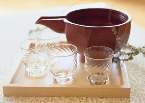 日本酒「Lipped Bowl and Glass」:スマホ壁紙(11)