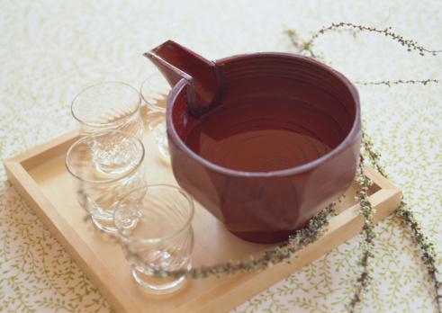 Sake「Lipped Bowl and Glass」:スマホ壁紙(11)