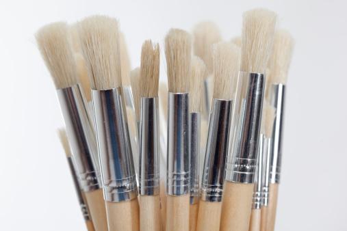 New Jersey「Artists paint brushes」:スマホ壁紙(13)