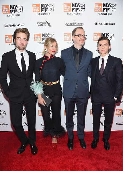 "Maroon「54th New York Film Festival - Closing Night Screening Of ""The Lost City Of Z""」:写真・画像(15)[壁紙.com]"