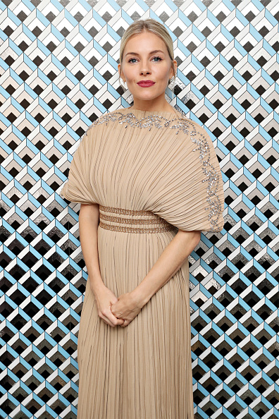 "Sienna Miller「22nd SCAD Savannah Film Festival - Sienna Miller Outstanding Achievement In Cinema Award Presentation And ""American Woman"" Q&A」:写真・画像(4)[壁紙.com]"