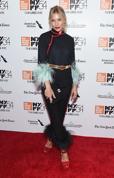 "Messika「54th New York Film Festival - Closing Night Screening Of ""The Lost City Of Z""」:写真・画像(18)[壁紙.com]"