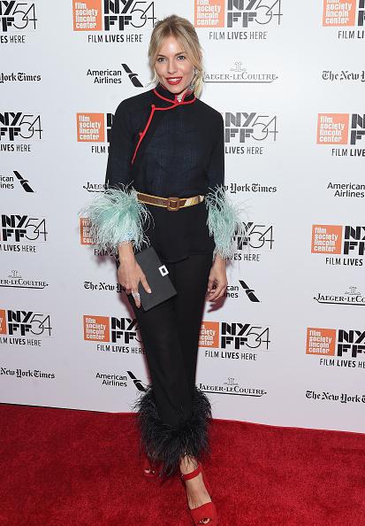 "Sienna Miller「54th New York Film Festival - Closing Night Screening Of ""The Lost City Of Z""」:写真・画像(17)[壁紙.com]"