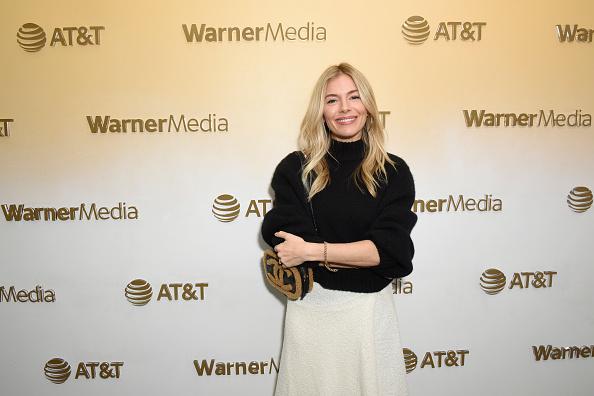 Sienna Miller「WarnerMedia Lodge: Elevating Storytelling With AT&T - Day 1」:写真・画像(10)[壁紙.com]