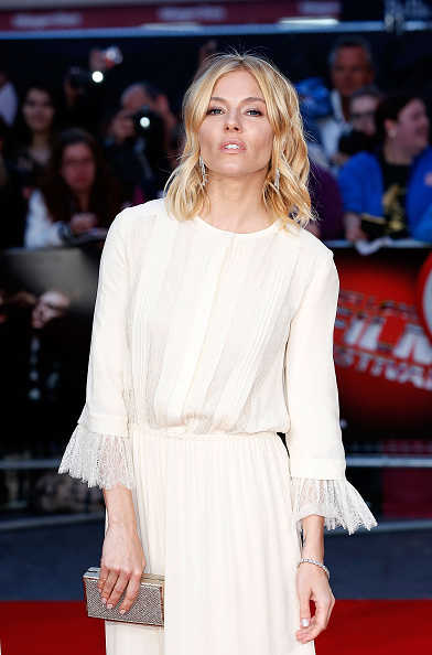 """Sienna Miller「""""High-Rise"""" - Red Carpet - BFI London Film Festival」:写真・画像(18)[壁紙.com]"""