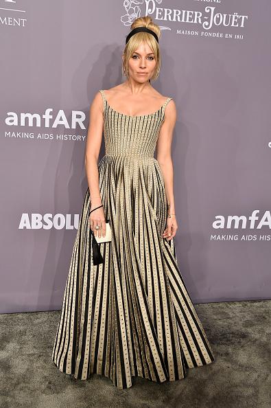 Sienna Miller「2018 amfAR Gala New York - Arrivals」:写真・画像(9)[壁紙.com]