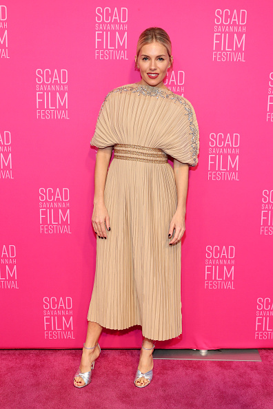 Shiny「22nd SCAD Savannah Film Festival – Red Carpet - Day 3」:写真・画像(17)[壁紙.com]